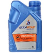 Gulfstar 15w 50 api sn hybrid petrol engine oil for for Api motor oil guide