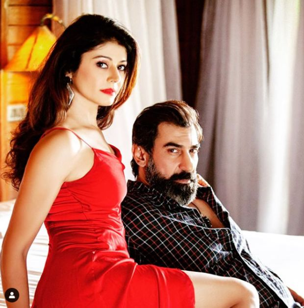 Pooja Batra-Nawab Shah's Post Wedding Photos Take The Internet By Storm