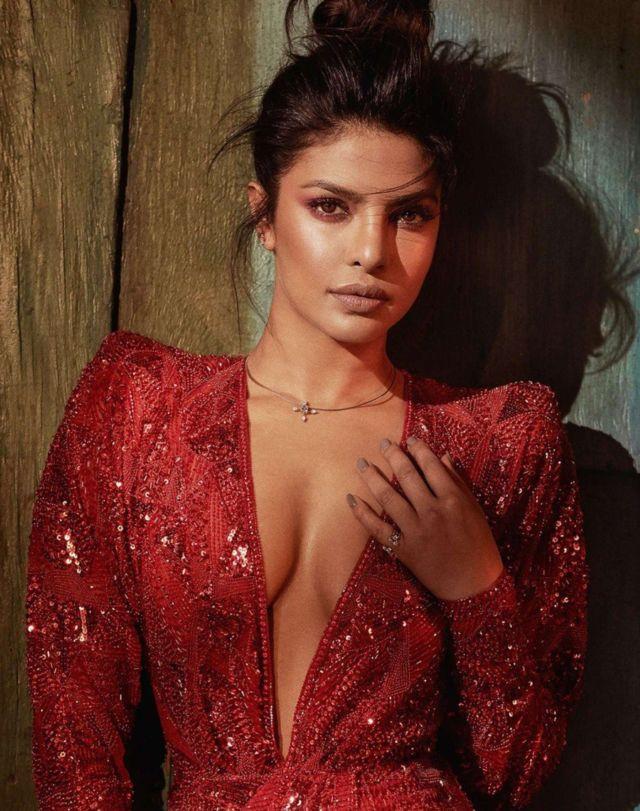 Priyanka Chopra Shoots For Harper's Bazaar Vietnam (February 2018)