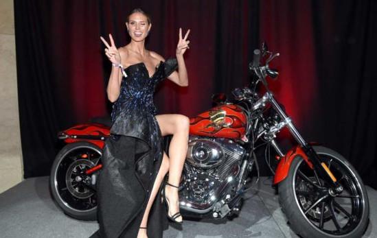 Amfar Gala 2021 Heidi Klum Models