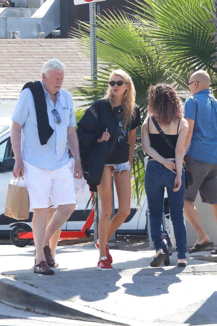 Stella Maxwell Candids Out In Venice Beach