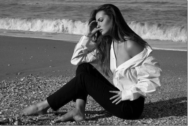 Claudia Romani - The Beach Moments